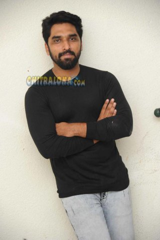 Anish Tejeshwar Image From Vasu Nan Pakka Commercial