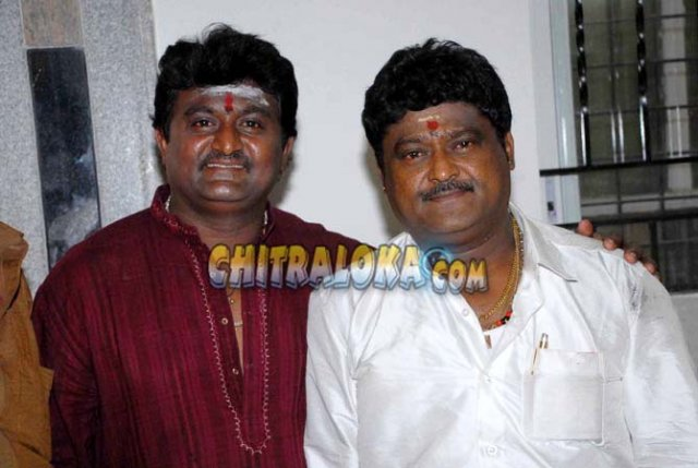 Jaggesh 47th Birthday Celebration Image