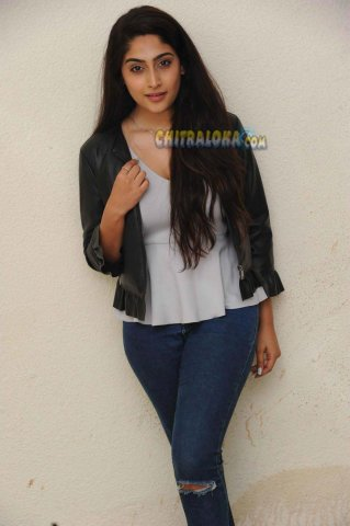 Nishvika Naidu Image From Vasu Nan Pakka Commercial Teaser Launch