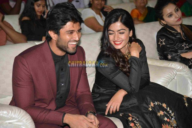 Chamak Audio Launch Image