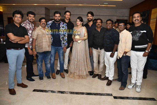 Damayanthi Audio and Trailer Launch Image