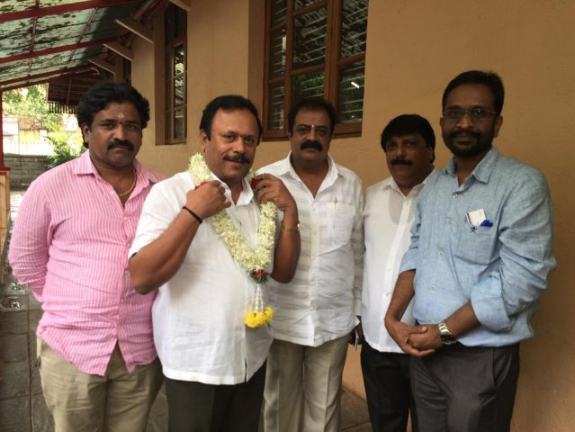 Actor Movie launch Image