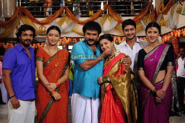 Paramashiva Movie Stills