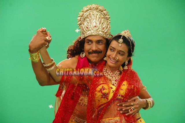 Sri Amareshwara Mahatme Movie Images