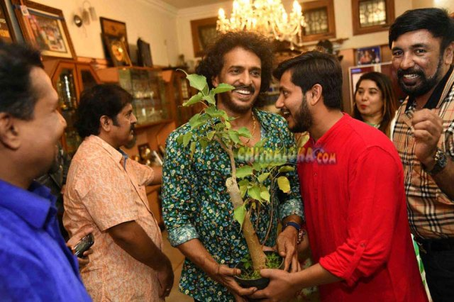 Upendra Birthday Celebration Image