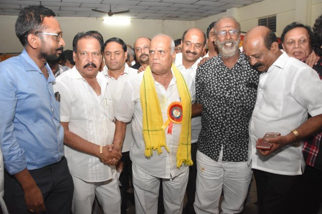 KFCC Elected Office Bearers 2018 Image