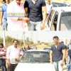 Darshan Gets Majestic Car Gift Image
