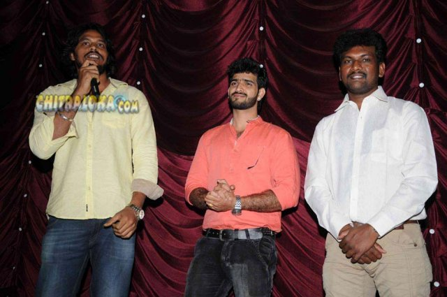 Danger Zone Movie Pressmeet Gallery