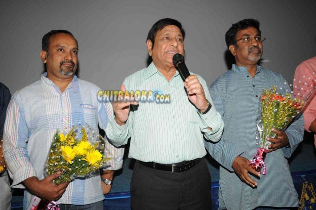 December 1 Movie Pressmeet Gallery