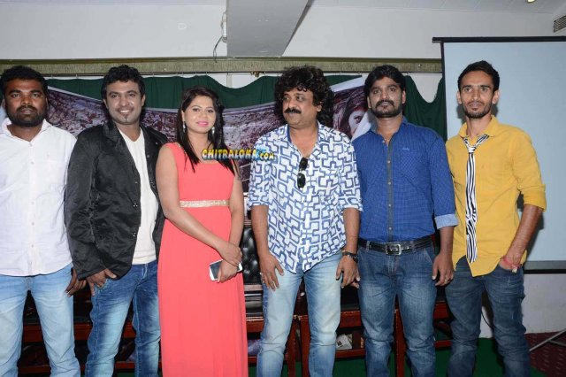 DressCode Movie Pressmeet Gallery