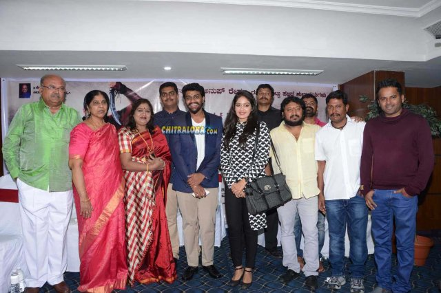 Lakshmana Movie Pressmeet Gallery