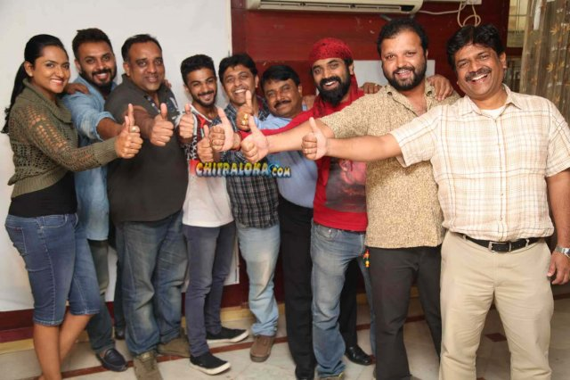 LastBus Movie Pressmeet Gallery