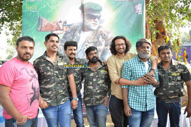 MastiGudi Movie Pressmeet Gallery
