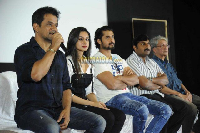 Prema Baraha Success Meet Image