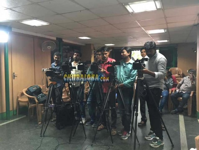 Producers Pressmeet Supporting Ambareesh