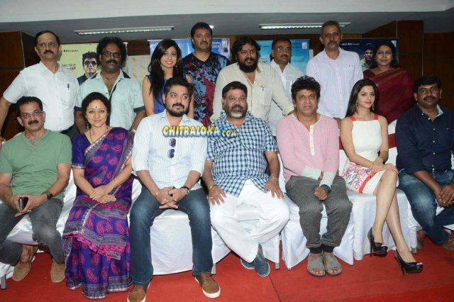 Shivalinga Movie Pressmeet Gallery