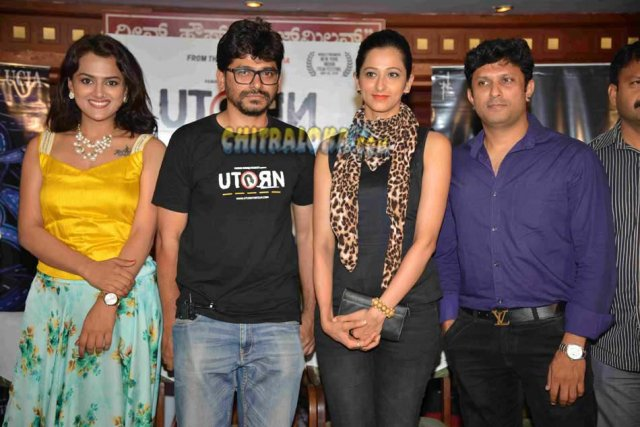 U Turn Movie Press Meet Gallery