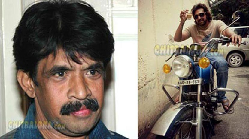 Chiru's Tribute To Uncle With a Bike