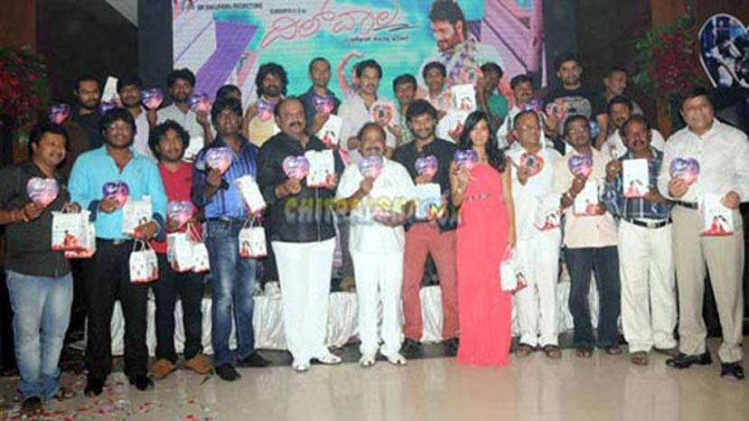 dilwala audio released image