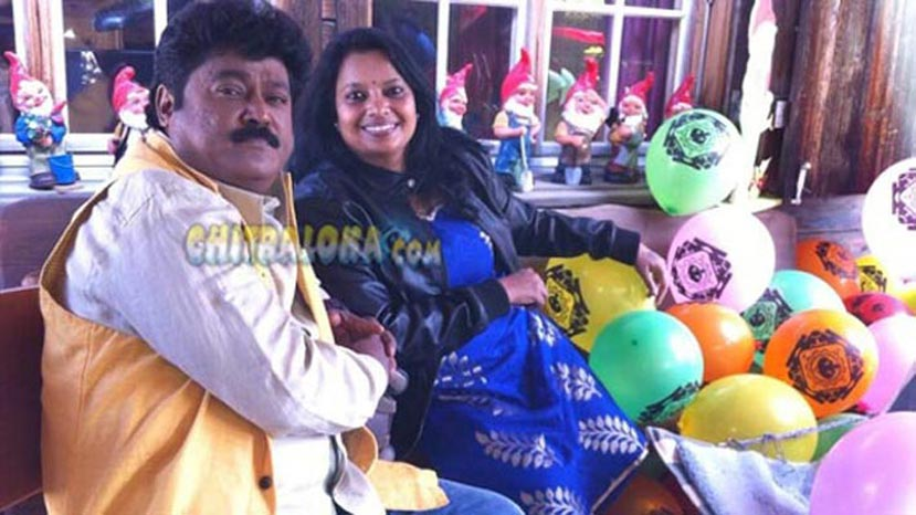 jaggesh family image