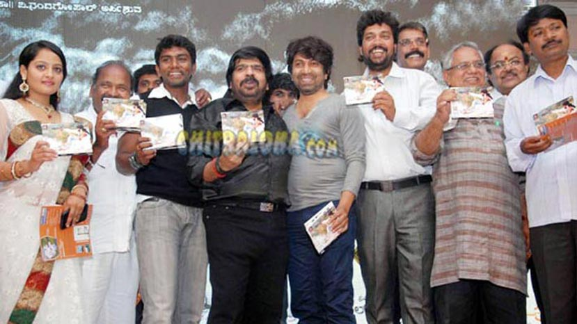 raj bahadur audio released