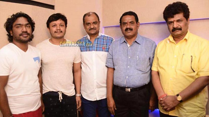 mungaru male 2 song recording image