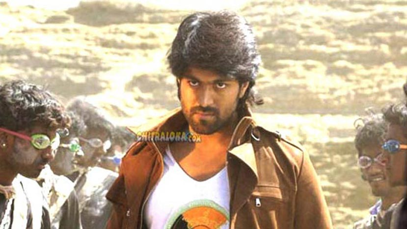 Kannada Actor Yash In Ramachari Christmas Movies On Demand 2013