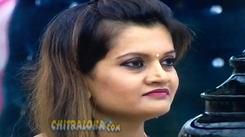 chaitra out of big boss 4