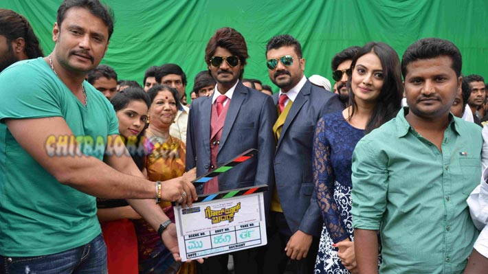 darshan claps for golmal brothers