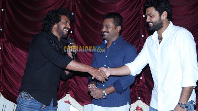 upendra releases trailer of kirik party
