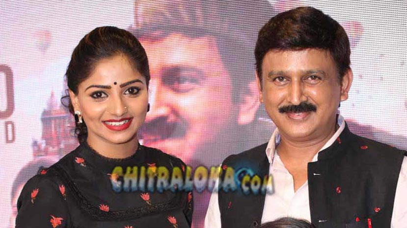 pushpaka vimana audio released
