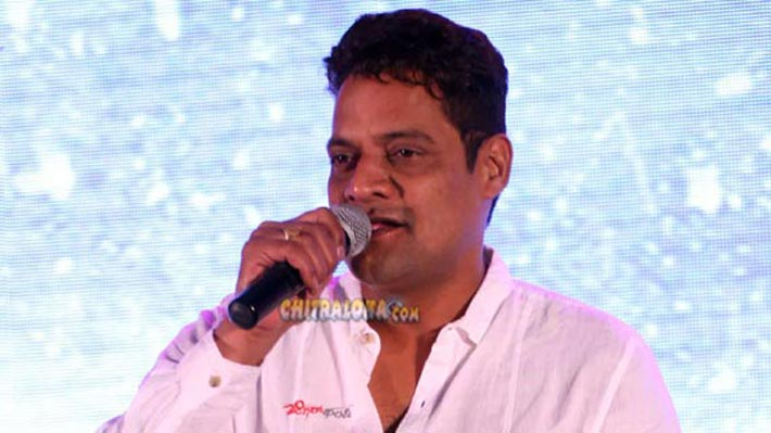 ravishankar sings title track of rustum