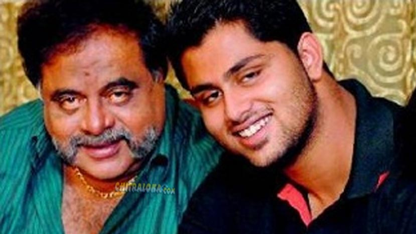 ambareesh's son's movie amar