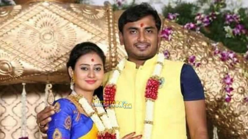 amulya's reception held