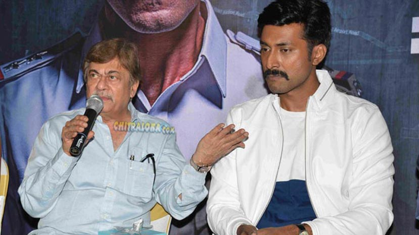 ananth nag plays a role of retired cop