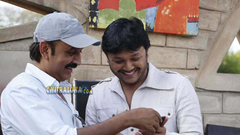 ganesh in weekend with ramesh