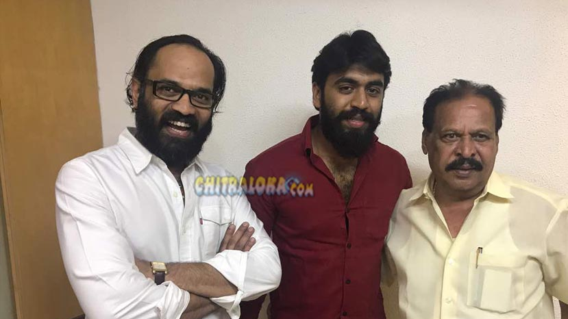 guruprasad to direct anup sa ra govindu