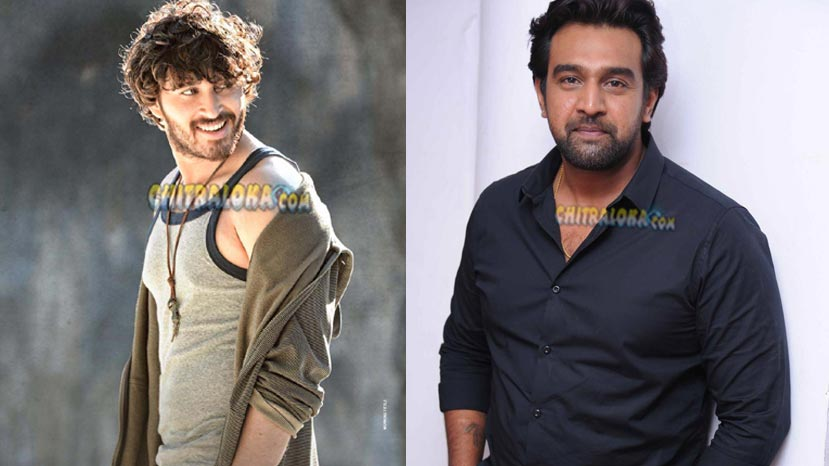 ishan replaces chiranjeevi