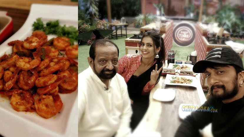 kicchana kitchen with gundappa vishwanath