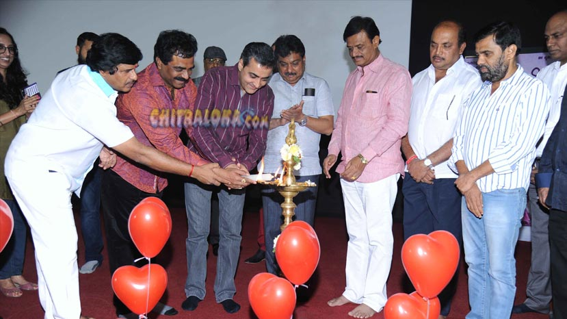mb patil released manasu mallige songs