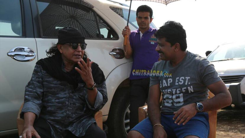 mithun chakravarthy joins the villain