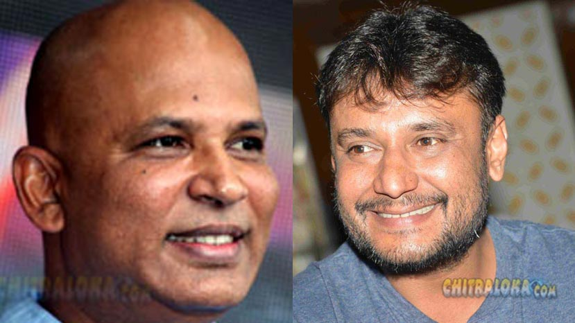 p kumar to direct darshan's next