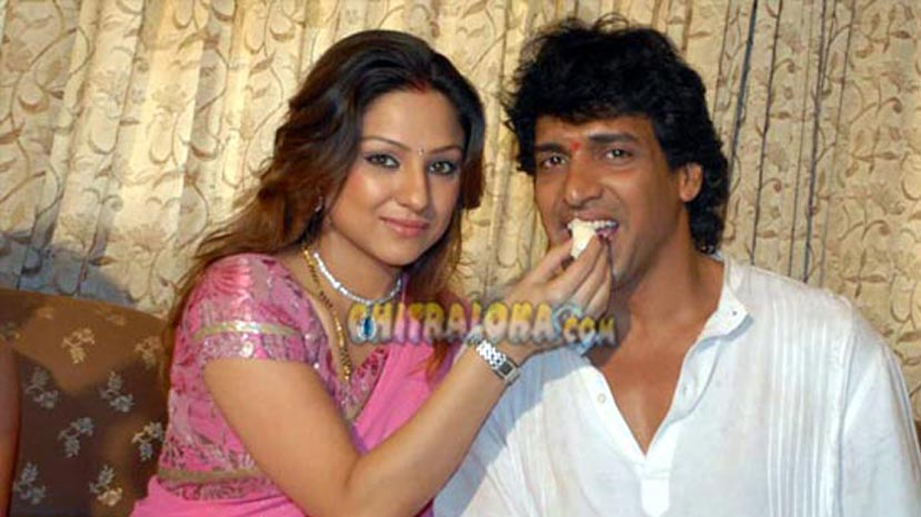 priyanka upendra's first reaction