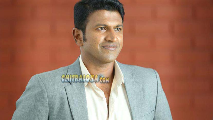 puneeth in realiy show