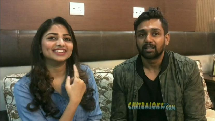 rachitha ram, dhruva sarja reveals secret