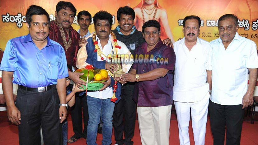 raghavendra chitravani award function today