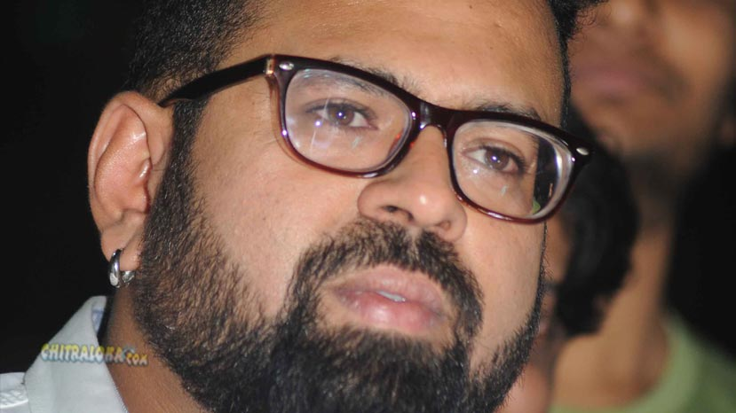 santhosh ready with the script