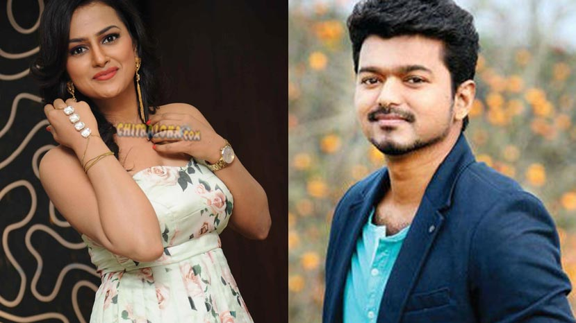 is shraddha heroine for tamil's vijay