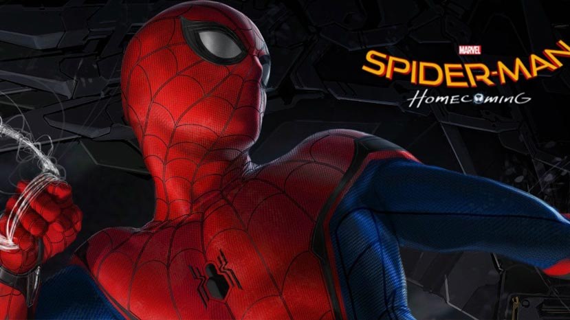 spider man home coming image