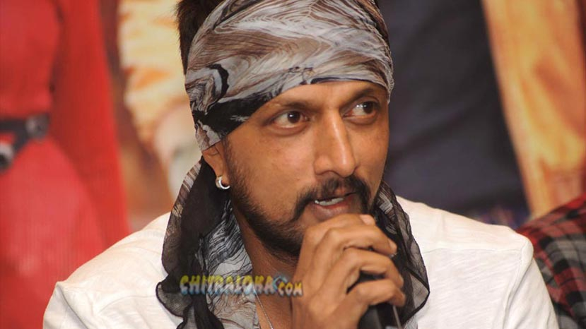 sudeep writes for hebbuli response